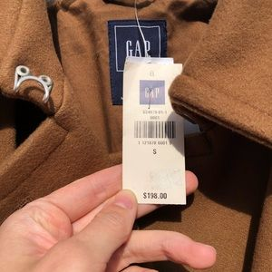 GAP Jackets & Coats - Brand new with tags Gap women's small  wool coat